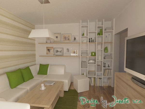 Byt Poprad 2015 - Design by Janette s.r.o.