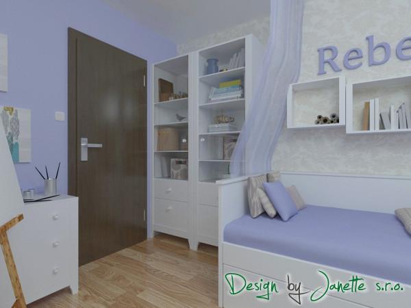 Byt Banská Bystrica 2015 - Design by Janette s.r.o.
