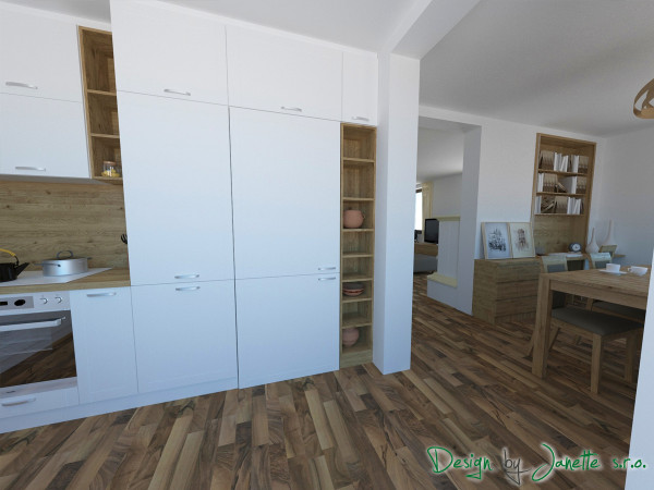 Rodinný dom Brezno 2016 - Design by Janette s.r.o.
