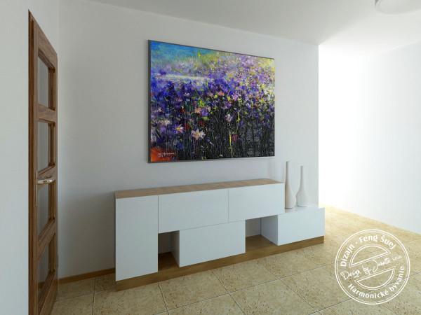 Podkrovný byt Banská Bystrica 2016 - Design by Janette s.r.o.