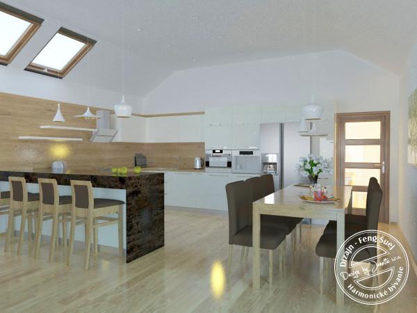 Rodinný dom Gelnica 2016 - Design by Janette s.r.o.
