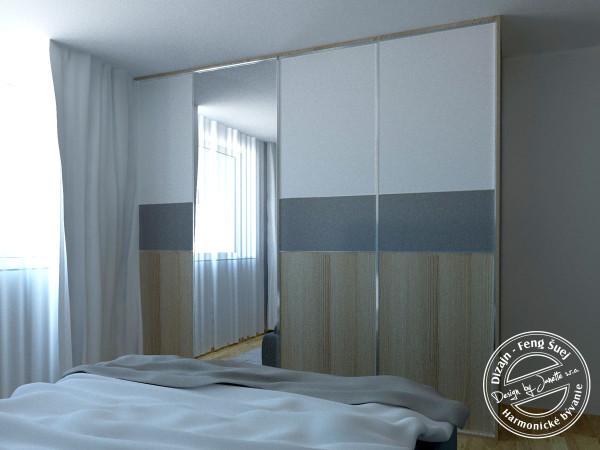 Byt Bratislava 2016 - Design by Janette s.r.o.